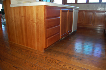 cabinet floor trim - cabinets ideas